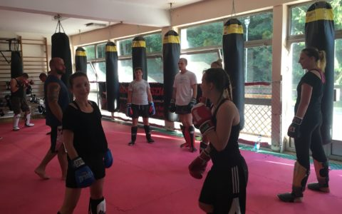 Obóz treningowy 2016